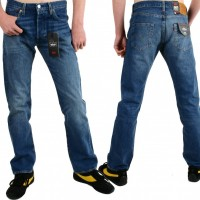 Levis® Jeans 501® Fit bubbles, Stretch...