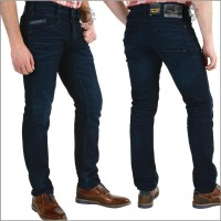 PME Jeans, Straight Bare Metal Two, Stretch coated...